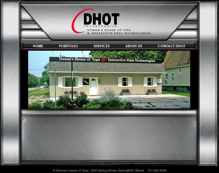 DHOT - Home Page